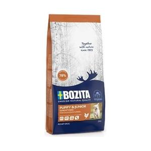 Bozita puppy & junior Wheat Free (GF) 12.5 kg