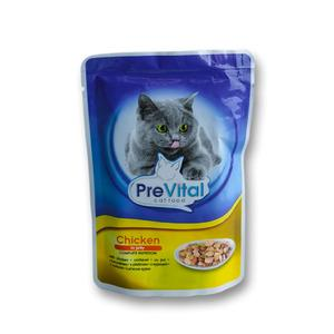 Prevital Cat With Chicken in Jelly 12 x 0.100 gr