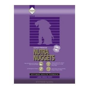 Nutra Nuggets Large Breed puppy15kg