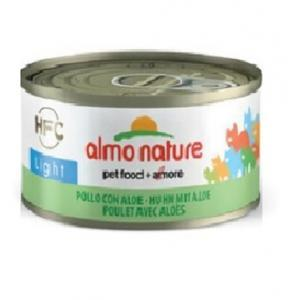 Almo Nature Natural HFC Chiken& Aloe (Vista un aloe) 0.070 kg.