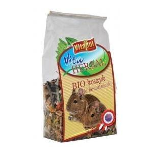 Vitapol HERBAL  BIO grozs degu 150gr