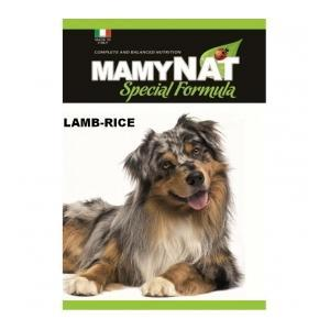 MAMYNAT COMPLETE LAMB AND RICE 20.0 kg.