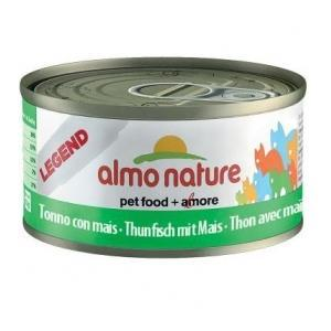 Almo Nature LEGEND  Tuna with Sweet Corn 0,070 kg