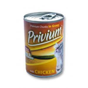 PRIVIUM CAT CHICKEN 0.800 kg