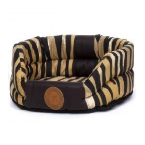DOG BED ZEBRA 1 35X30X11 CM