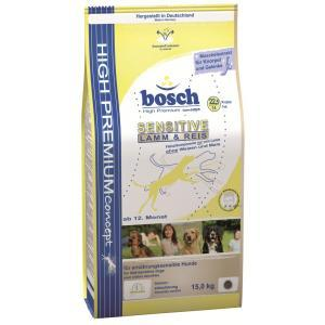 Bosch Sensitive Lamb & Rice 15kg