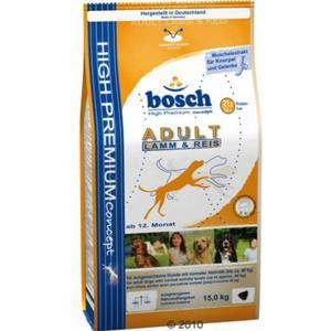 Bosch Adult Mini Lamb&Rice 15kg