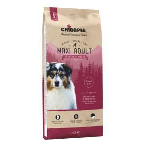 Chicopee CNL Maxi Adult Dog Poultry & Millet 15 kg