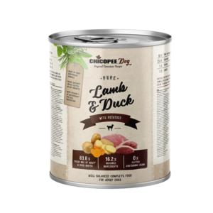 Chicopee dog Lamb &Duck 800 gr