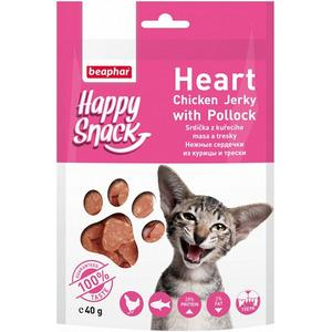 Beaphar Happy Snack Heart Chicken Sushi , 40 g