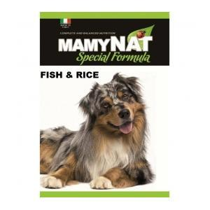 MAMYNAT COMPLETE FISH AND RICE 20.0 кг