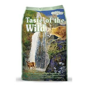 Taste Of The Wild Rocky Cat Mountain Feline Formula 2kg
