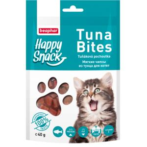 Beaphar Happy Snack Tuna Bites, 40 g